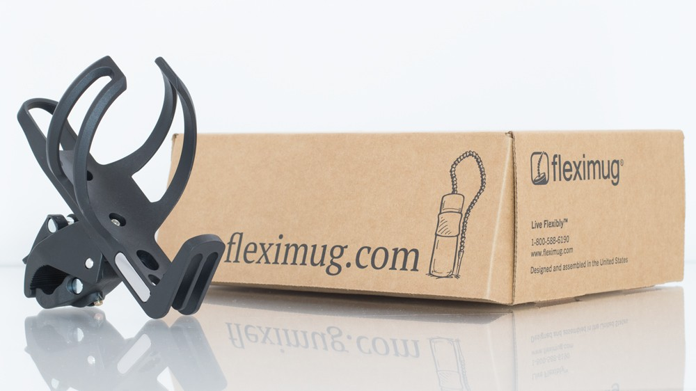 Clamp-on Cup Holder for Fleximug