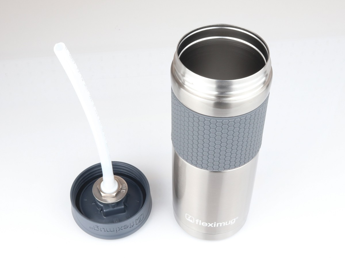 Mug with Lid Assembly