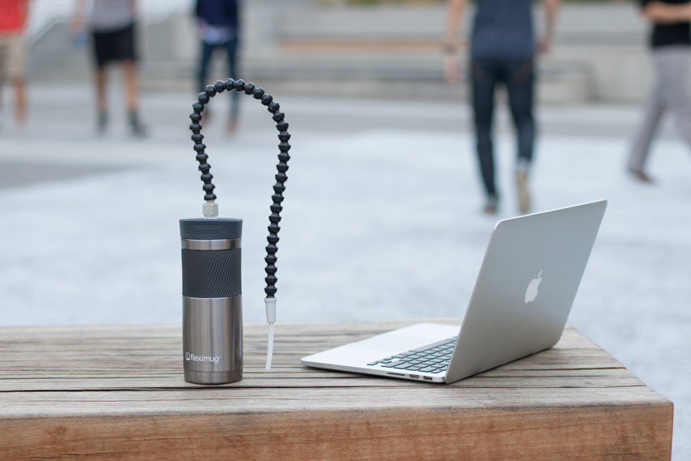 Fleximug Hands Free Drinking System